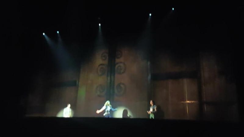 La regina Mab Romeo e Giulietta Ama e cambia il mondo- Genova 6_04_18