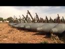 Российские военные обнаружили склад оружия и спецтехники индийского, немецкого и американского производства