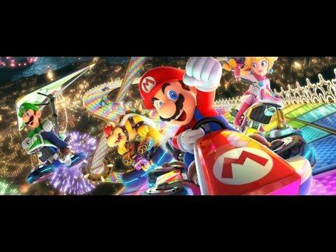 Mario Kart 8 Deluxe Nintendo готовит новые обновления для гоночного хита