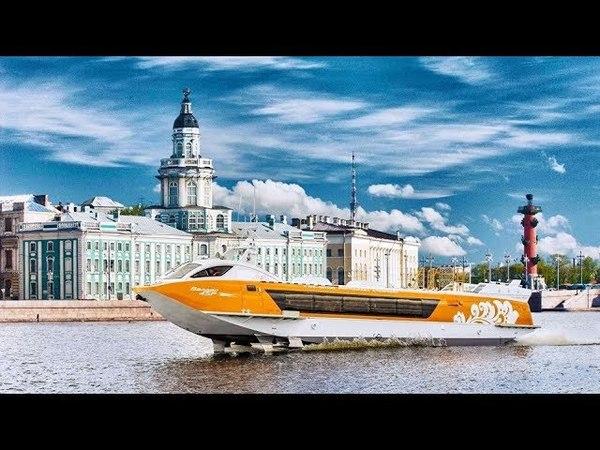 На ПМЭФ-2018 показали корабли, которые будут ходить по югорским рекам