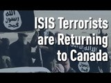 ISIS Terrorists Have Returned to Canada James Bezan