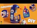 DIY BRINQUEDO: Cafeteira com Embalagens | Feat DIY com Vivi
