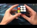 Как собрать узор куб в кубе на кубике рубика 3х3