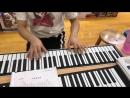 Резиновое настольное пианино - 3400 Рублей