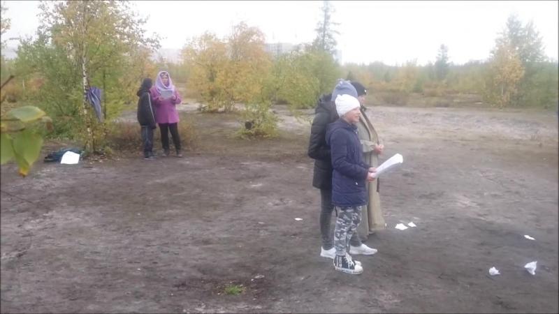 Видеорепортаж МОУ СОШ №6 г. Надым