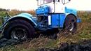 ХТЗ, К-701 и др Колесные и гусеничные трактора бездорожье! Для этих тракторов, и море по колено!