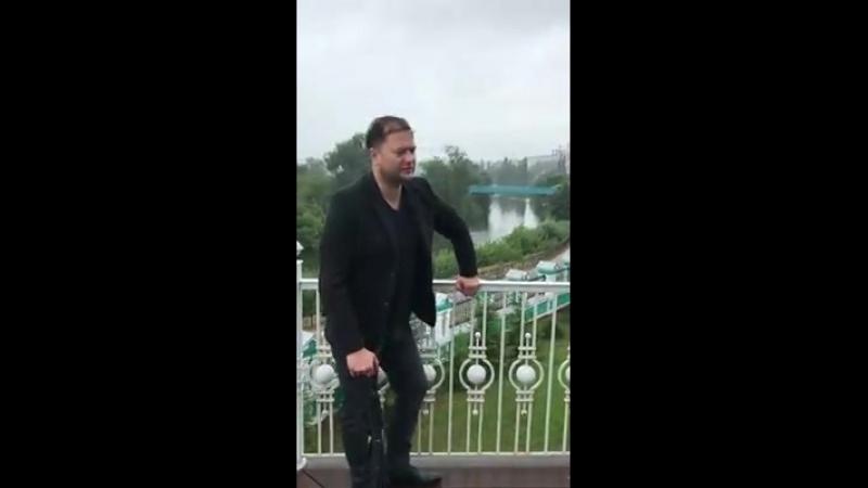 Никита Исаев в Тамбове