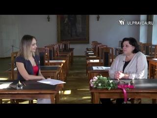Наталья Семенова в гостях у http://ulpravda.ru