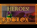 ROBLOX Heroes with Hamza hnza3456 Part 2
