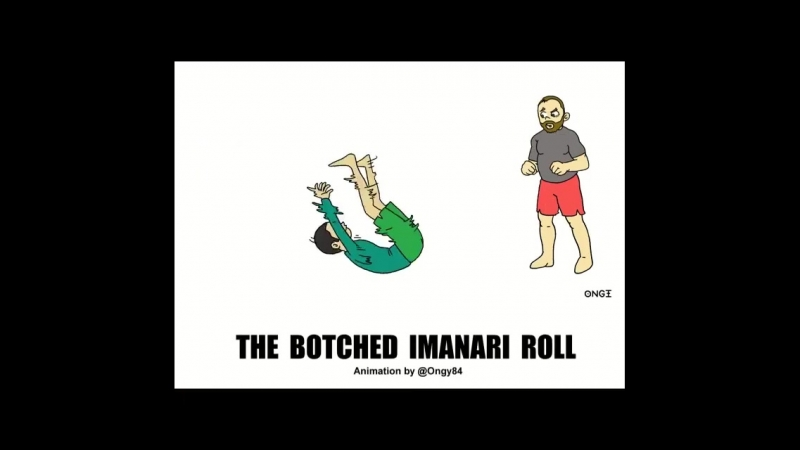 The Imanari Roll is a movement that I find difficult and really unnatural - I fe ( 640 X 640 ).mp4