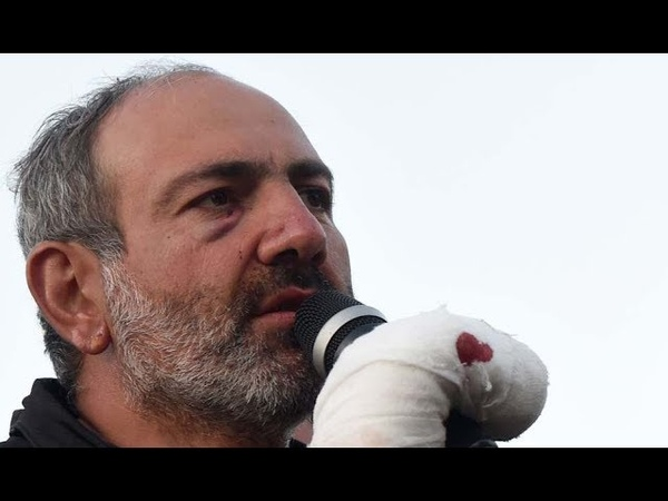 Who is Nikol Pashinyan A documentary about new Armenian Prime-Minister from his hometown Ijevan
