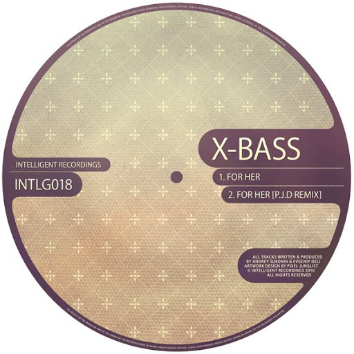 X-Bass альбом For Her