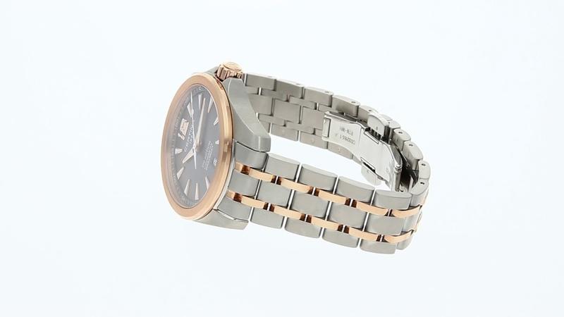 Certina DS Action COSC Chronometer PVD C032.851.22.087.00 - Zegarek Watch 360