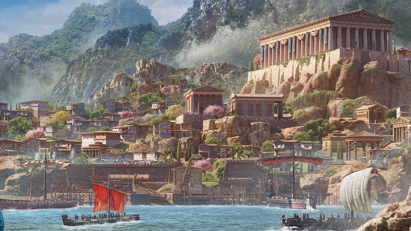 Assassin's Creed Odyssey: A Tour of Athens