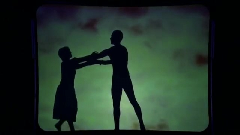 Attraction perform their stunning shadow act - Week 1 Auditions Britain s Got Talent 2013 (SD).360