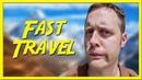 Fast Travel - Epic NPC Man (the truth exposed) | Viva La Dirt League (VLDL)