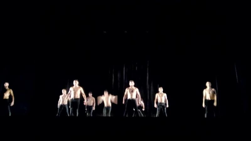 танцы под дождем 1