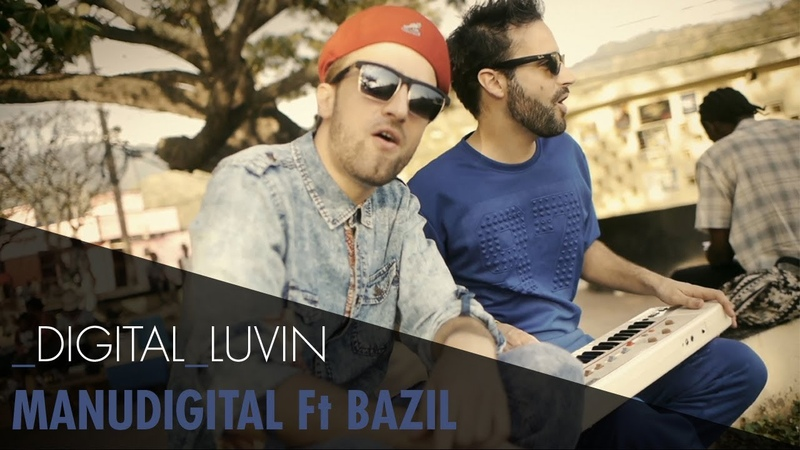Manudigital - Digital Luvin Feat Bazil (Clip Officiel)