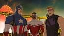 Команда Мстители - Выпавший день Халка - Сезон 1, Серия 14 Marvel