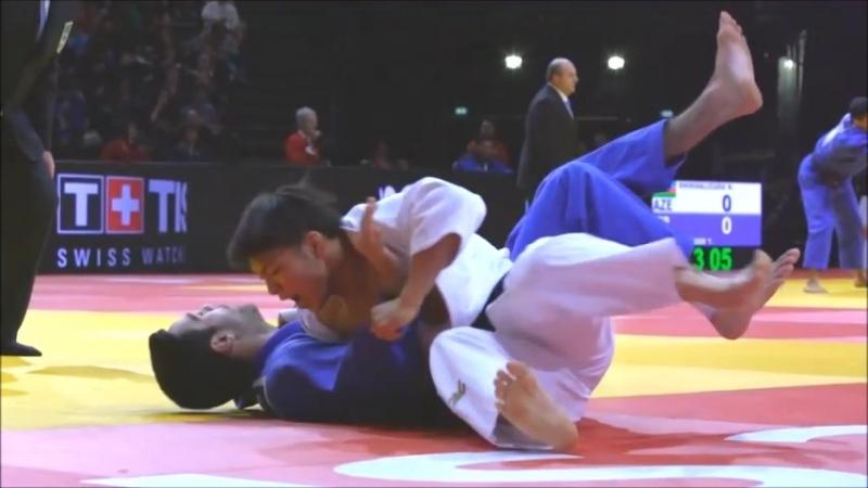 SUPERNOVA Сверхновая Hifumi Abe Хифуми Абэ Judo Highlight 2017 2018