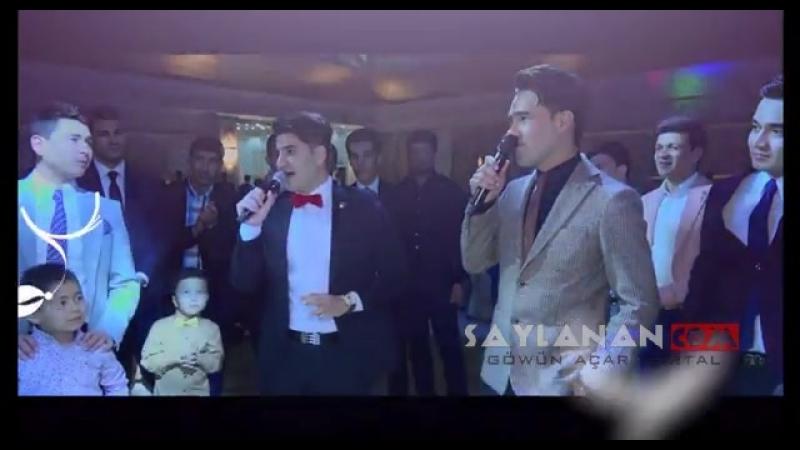 MyratYagshy-_Dost_bagtly_bol_[www.SAYLANAN.com].mp4