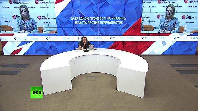 Жена арестованного журналиста Вышинского рассказала о состоянии его здоровья