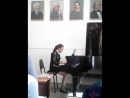 экзамен по фортепьяно 2018 год апрель