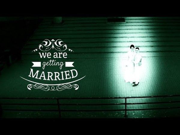 Свадебный клип Иван и Маргарита
