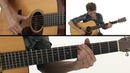 Creative Fingerstyle Guitar for Songwriters Rhythmic Percussive Slap Christie Lenée