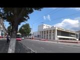 Vlog #1.Прогулка по Симферополю.Судак.Кипарисовая аллея