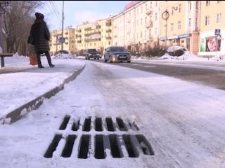 Власти Улан-Удэ надеются, что ливневки спасут город от весеннего потопа15_snow