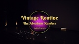 Savoy Cup 2018 - Vintage Routine - The Abraham Number