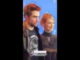 16 февраля 2018 - Роберт на фотоколле фильма «Девица»