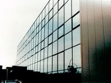 HOW TO CREATE A CURTAIN WALL WITH ALUMINUM PANELS FACADE