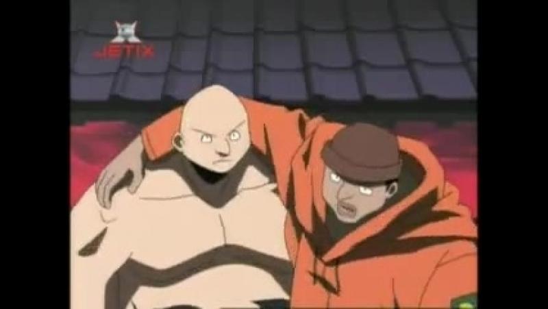Шаман Кинг 11 серия