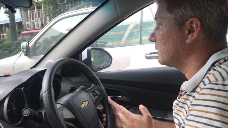 Чем пробки в Бангкоке отличаются от Москвы