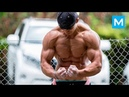 UNSTOPPABLE WORKOUT MONSTER - Vadym Oleynik | Muscle Madness