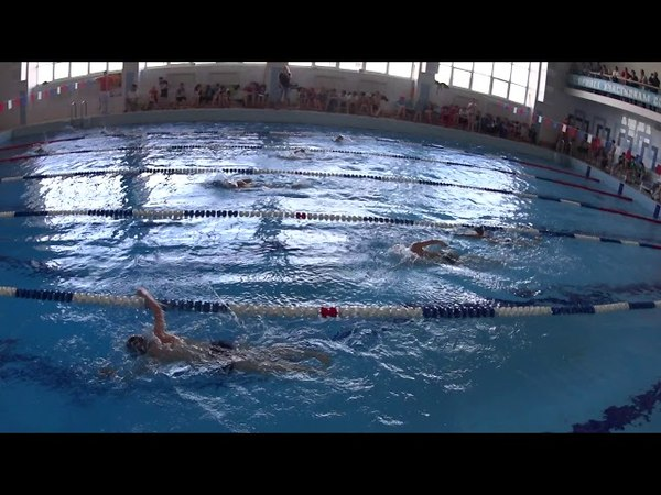 02062018 Турнир Лякишева гр 2007 Плотник и Маркин 2 дор 200 м вс