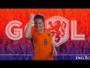 ГОООЛ! Ирландия - Голландия - 02. Спитсе с пенальти, 23-я минута
