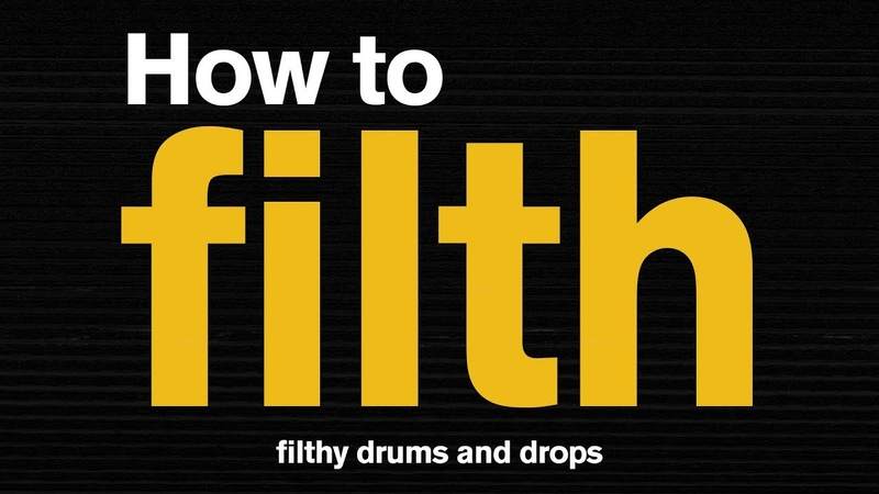 Novation Filthy Drums and Drops - Circuit Mono Station
