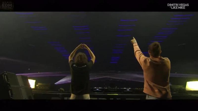 Dimitri Vegas Like Mike Steve Aoki WW - Komodo [Bringing The Madness]