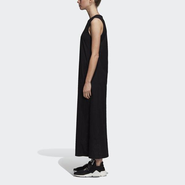 Платье Y-3 Stripe