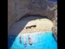 Как же я хочу туда (хорошее настроение, путешествие, отдых, образ жизни, пляж, вода, голубая лагуна, туристы, яхта, парусник).