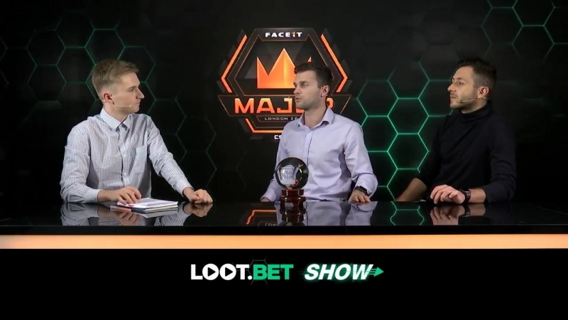 [CS:GO StarLadder] LOOT.BET SHOW CS:GO: Na'Vi vs Astralis – FACEIT Major: London 2018 | New Champions Stage