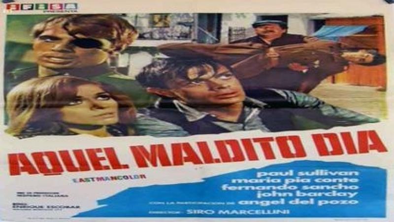 2ª Guerra.- Aquel maldito día.- (1971).Español 2
