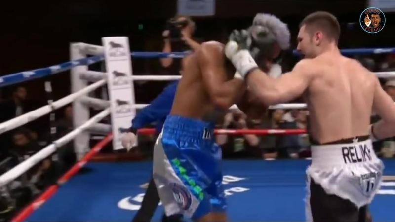 Rances Barthelemy vs Kiryl Relikh