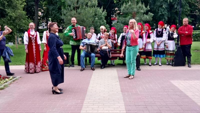 Екатерина Молодцова на Дне рождения музея Марии Мордасовой