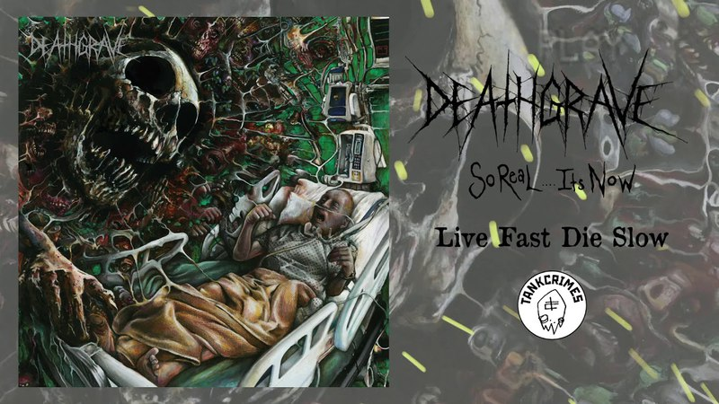 Deathgrave Live Fast Die Slow Official Track Premiere