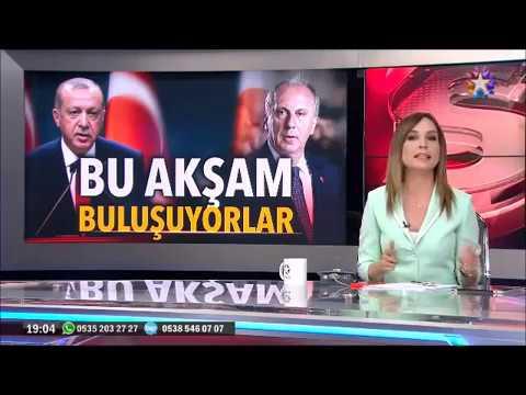 Muharrem İnce Selahattin Demirtaştan sonra Cumhurbaşkanı Erdoğan ile buluşacak