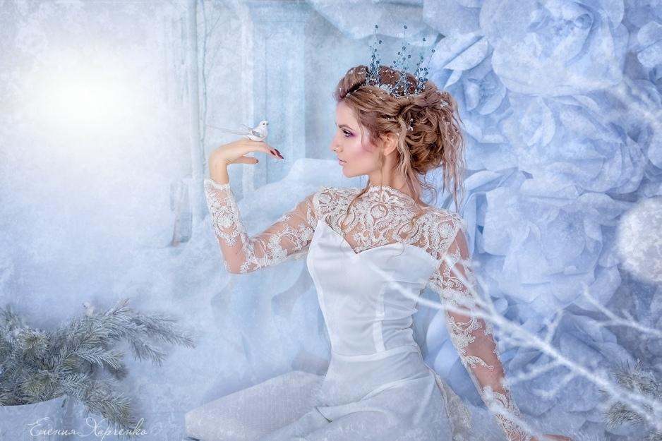 Афиша Тольятти Фотопроект Ice Lady